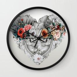 Immortal Love Wall Clock