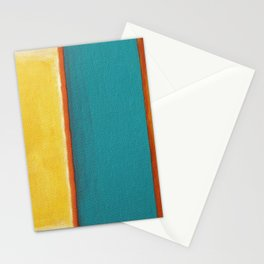 Triple Jump Stationery Cards