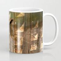 gem Mugs featuring Gem by Allison Motola