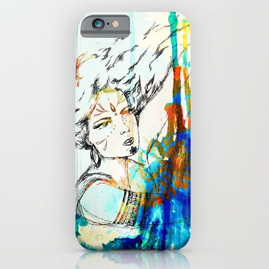Tribal Beauty 4 iPhone & iPod Case