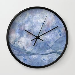 Drift with Me  Wall Clock