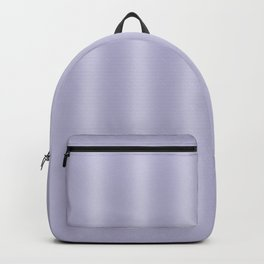 Frosted Lilac Stripes Backpack