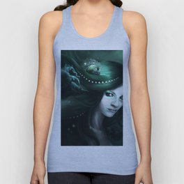Daughter of the sea Unisex Tank Top
