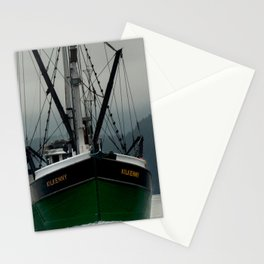 Commercial Fishing Boat Photography Print Stationery Cards