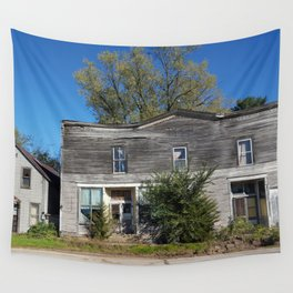 Abandoned in the Country Wall Tapestry