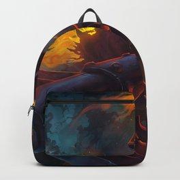 Headless Hecarim League Of Legends Backpack