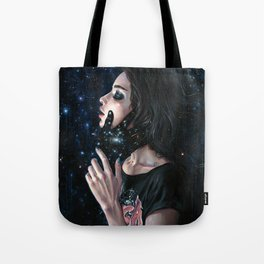 Gravity Trance Tote Bag