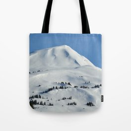 Back-Country Skiing  - VI Tote Bag