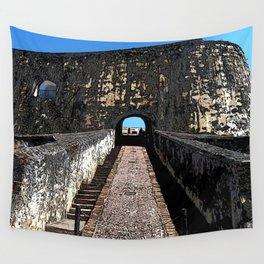 Castillo San Felipe del Morro Wall Tapestry