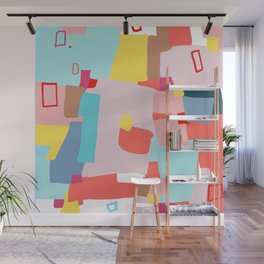 Windows of Possibility #abstractart #painting Wall Mural