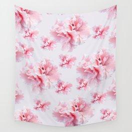 Pink Azalea Flower Dream #1 #floral #pattern #decor #art #society6 Wall Tapestry