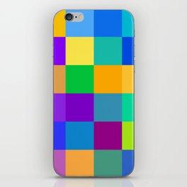 Damier Mosaïque iPhone Skin