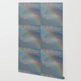 Rainbow shows its colors Wallpaper