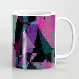 disquiet three Coffee Mug