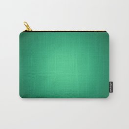White spotlight on green Carry-All Pouch