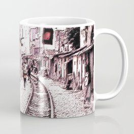 The train is coming soon.... Coffee Mug