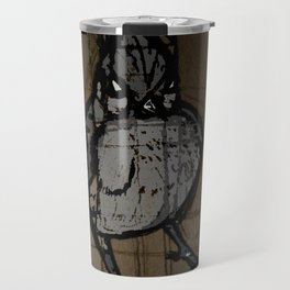 tufted titmouse Travel Mug