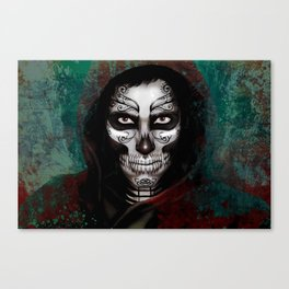 The Undertaker Canvas Print