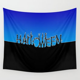 Halloween Night Wall Tapestry