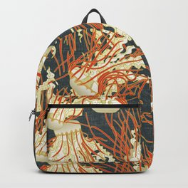 jellyfish slate Backpack