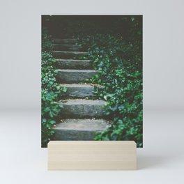 Secret Garden II Mini Art Print
