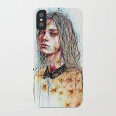 Efflorescence iPhone X Slim Case