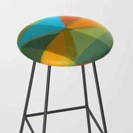 Harlequin 1 Bar Stool