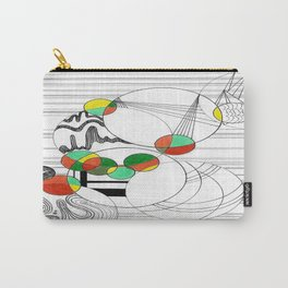 Perplexed Carry-All Pouch