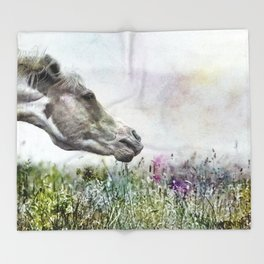 Shake It Off special textured Throw Blanket