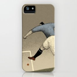 History of Football - 1934 iPhone Case