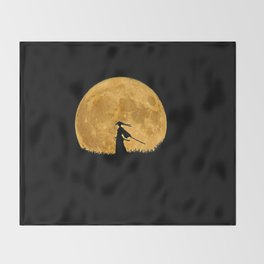 samurai Throw Blanket