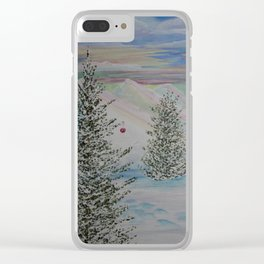 Human Touch Clear iPhone Case