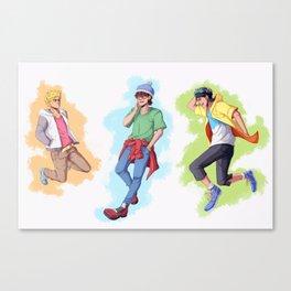 Daiya no ace Canvas Print