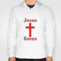 cross Hoodies featuring Cross by gbcimages
