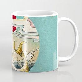Minhwa: Jumping Carp A Type Coffee Mug