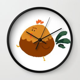 Rooster! Wall Clock