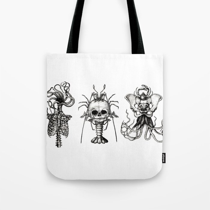 The Curiosities. Tote Bag