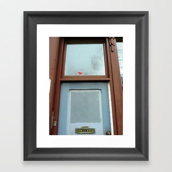 Love Is EVERYwhere! 6 Framed Art Print