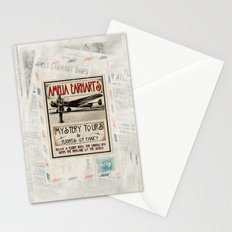 Mystery Tours & Flights of Fancy Stationery Cards