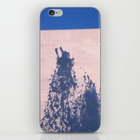 washington dc iPhone & iPod Skins featuring Washington, DC by David Ansley