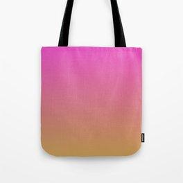 BOOGIE LIGHTS - Minimal Plain Soft Mood Color Blend Prints Tote Bag