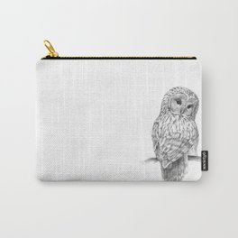 The Ural Owl Carry-All Pouch