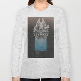 Millennium Falcon (Re-Release) Long Sleeve T-shirt