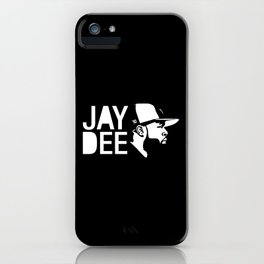 J DILLA iPhone Case