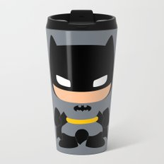 The DarkKnight Metal Travel Mug