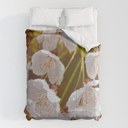Spring macro 053 Comforters