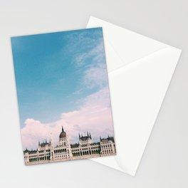 Budapest Skies Stationery Cards