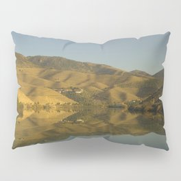 Douro valley Reflections Pillow Sham