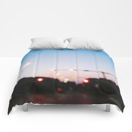 Ambient Streets (NOLA) Comforters