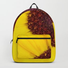 Close to a Hot Flower Backpack